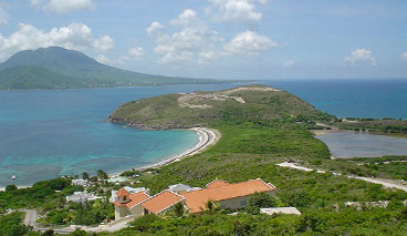 St kitts and nevis islands